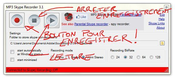 comment enregistrer et monter une interview avec skype