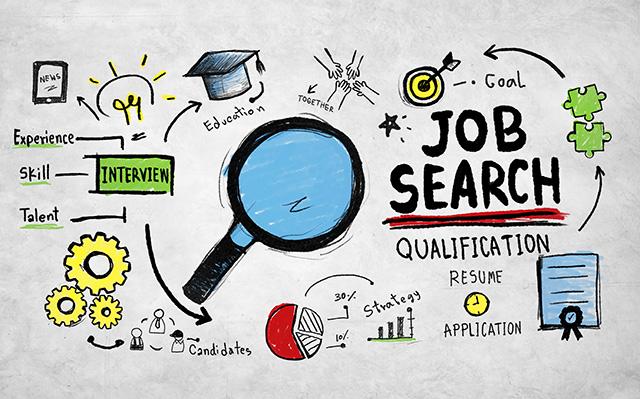 chercher un job en ligne   1 u00e8re  u00e9tape avant de d u00e9marrer