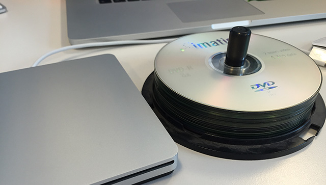comment graver un cd sur mac