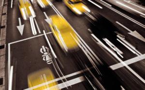 Sélection naturelle entre VTC et Taxis