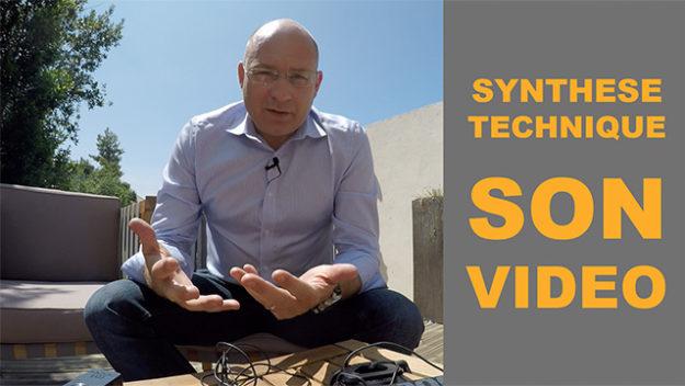 Synthèse Technique Audio Vidéo